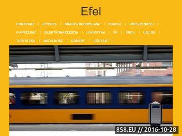 Zrzut strony EFeL.pl - Twoje Centrum FL Studio