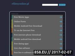 Miniaturka domeny www.efilmyonline.pl