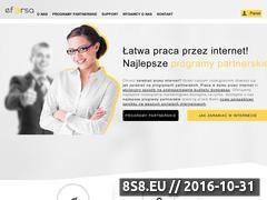 Miniaturka domeny eforsa.pl