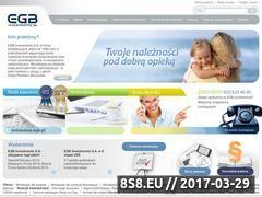 Miniaturka domeny www.egb.pl