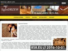 Miniaturka domeny www.egzodrzew.pl