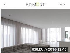 Miniaturka domeny ejsmont.pl