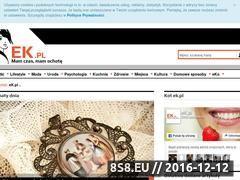 Miniaturka domeny ek.pl