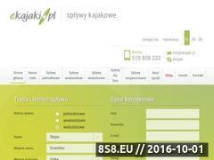 Miniaturka domeny ekajaki.pl