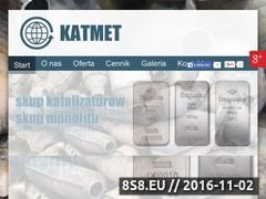 Miniaturka Ekatalizatory - katalizatory (www.ekatalizatory.pl)