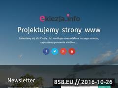Miniaturka domeny eklezja.info