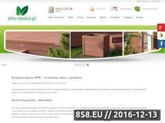 Miniaturka domeny www.eko-deska.pl