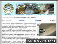 Miniaturka domeny www.eko-pur.pl