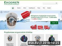 Miniaturka domeny www.ekodren.pl