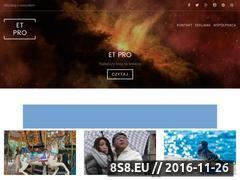 Miniaturka domeny www.ekodrukowanie.etpro.pl