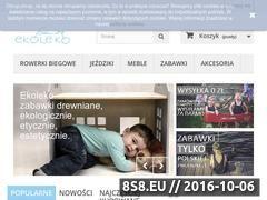 Miniaturka domeny ekoleko.eu