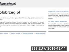 Miniaturka domeny www.ekolobrzeg.pl