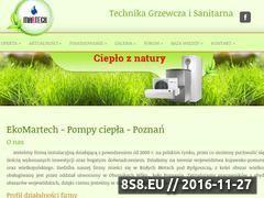 Miniaturka domeny ekomartech.pl