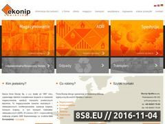 Miniaturka domeny www.ekonip.pl