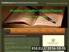 Miniaturka domeny ekonomikus.pl