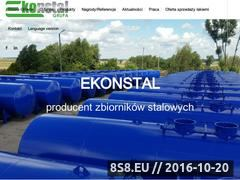 Miniaturka domeny www.ekonstal.pl