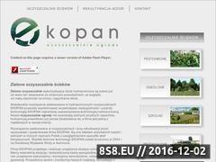Miniaturka domeny www.ekopan.pl