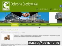 Miniaturka domeny www.ekos.net.pl