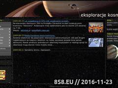 Miniaturka domeny ekos.za.pl