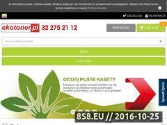 Miniaturka domeny ekotoner.pl