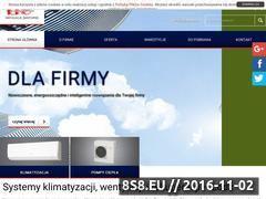 Miniaturka domeny ekowent-wentylacja.com.pl