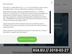 Miniaturka domeny ekredyt24.com.pl
