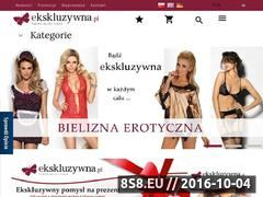Miniaturka domeny ekskluzywna.pl