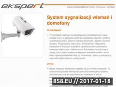 Miniaturka Systemy Sygnalizacji Włamań Biała Podlaska (ekspertbp.pl)
