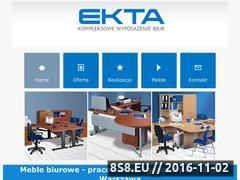 Miniaturka domeny ekta-meble.pl