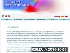 Miniaturka Art Gallery - galeria malarstwa (www.el-forti.pl)
