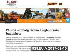 Miniaturka domeny el-kop.pl