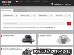 Miniaturka domeny www.elauber.pl