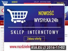 Miniaturka domeny www.elbig.com.pl