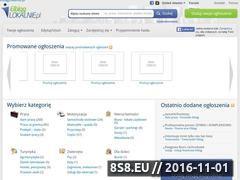 Miniaturka elblaglokalnie.pl (Ogłoszenia lokalne)