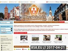 Miniaturka domeny www.elblascyposrednicy.pl