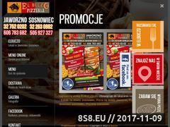 Miniaturka elbuczo.pl (Pizza Sosnowiec)
