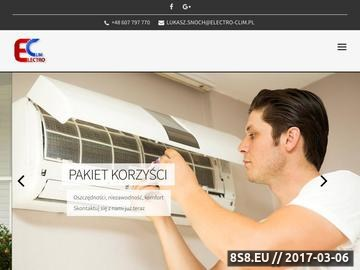 Zrzut strony Wentylacja Szczecin