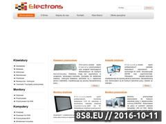 Miniaturka domeny electrons.pl
