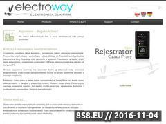 Miniaturka domeny electroway.eu