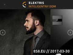Miniaturka domeny www.elektris.pl