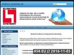 Miniaturka domeny elektro-systemy.pl