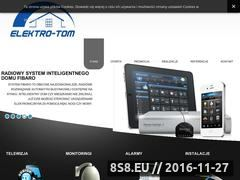 Miniaturka domeny elektro-tom.pl