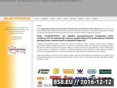 Miniaturka domeny elektrohyd.pl