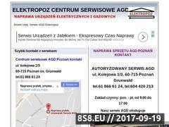 Miniaturka domeny www.elektropoz.com