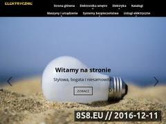 Miniaturka domeny elektrycznie.com.pl
