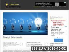 Miniaturka domeny elektryk.i-gdynia.pl