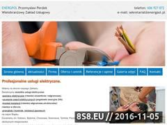 Miniaturka domeny www.elektryk.i-katowice.pl