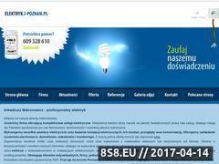 Miniaturka domeny www.elektryk.i-poznan.pl