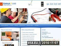 Miniaturka domeny www.elektryklodz.pl