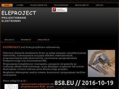 Miniaturka domeny eleproject.pl